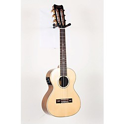 Lanikai O Series O-6EK Ovangkol 6-String Tenor Acoustic-Electric Ukulele with Fishman Kula Electronics (USED007002 O-6EK)