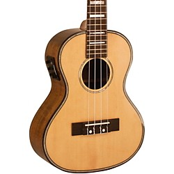 Lanikai Solid Spruce Top Tenor Ukulele with USB (LKS-TEU)