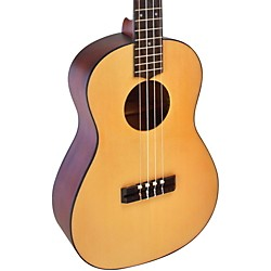 Lanikai Solid Spruce Top TunaUke Equipped Baritone Ukulele (SPTU-B)