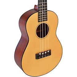 Lanikai Solid Spruce Top TunaUke Equipped Tenor Ukulele (SPTU-T)