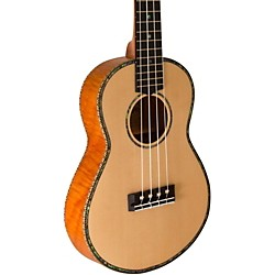 Lanikai Thinline Solid Spruce Top TunaUke Equipped Tenor Ukulele (SOTTU-T)