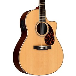 Larrivee LV-09E Rosewood Select Series Cutaway Acoustic-Electric Guitar (LV-09-RW-E)