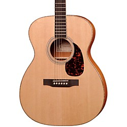 Larrivee OM-03E Mahogany Select Series Orchestra Model Acoustic-Electric Guitar (OM-03-MH-D)