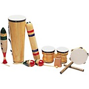 Rhythm Band Latin-American 8-Piece Junior Set