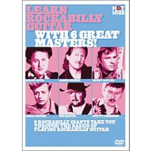 Hot Licks Learn Rockabilly Guitar with 6 Great Masters DVD