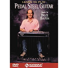 Homespun Learn To Play Pedal Steel Guitar (DVD)