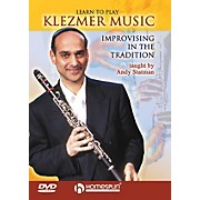 Homespun Learn to Play Klezmer Music DVD/Instructional/Folk Instrmt Series DVD Performed by Andy Statman
