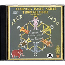 Educational Activities Learning Basic Skills Building Vocabulary
