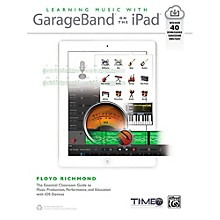 Alfred Learning Music with GarageBand on the iPad - Book