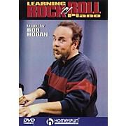 Homespun Learning Rock 'n' Roll Piano Homespun Tapes Series DVD Written by Bob Hoban