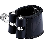 Vandoren Leather Alto Saxophone Ligature with Cap