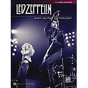 Alfred Led Zeppelin - Easy Guitar Anthology