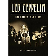 Hal Leonard Led Zeppelin - Good Times, Bad Times 2 DVD Set
