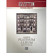 Alfred Led Zeppelin - Physical Graffiti Platinum Guitar TAB Book
