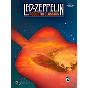 Alfred Led Zeppelin: Acoustic Classics (Revised) - Authentic Guitar TAB