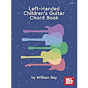 Mel Bay Left-Handed Children's Guitar Chord Book