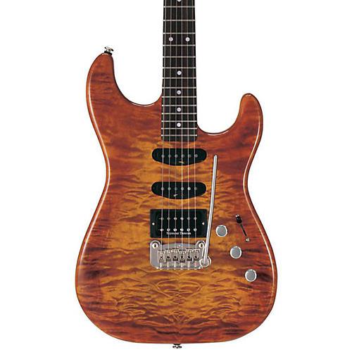 G&L Legacy Deluxe Electric Guitar Honey Burst