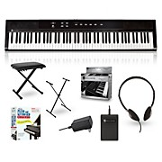 Williams Legato 88-Key Digital Piano Packages