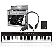 Williams Legato Digital Piano with ESS1 Essentials Pack