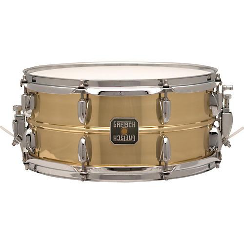 Gretsch Drums Legend Brass Snare Drum-thumbnail