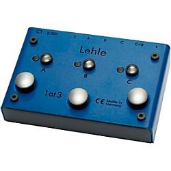 Lehle 1at3 SGoS Switcher Guitar Pedal (LE1at3)
