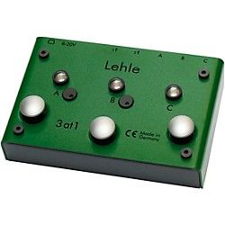 Lehle 3at1 SGoS Switcher Guitar Pedal (LE3at1)