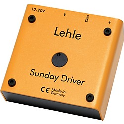 Lehle Sunday Driver Guitar Preamp (LESunday)