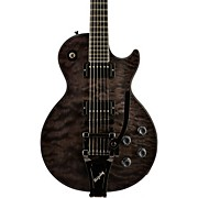 Gibson Custom Les Paul Custom Quilt - Solid Body Electric Guitar