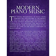 Music Sales Library Of Modern Piano Music - Piano Solo