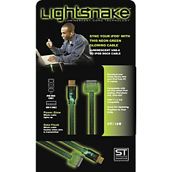 LightSnake Illuminated iPod Dock Cable (STUSBIPOD6)