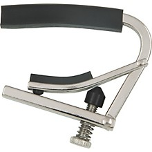 Shubb Lightweight Aluminum Capo for 7.25 Radius String Guitar