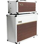 Vox Limited Edition AC15CH Tube Guitar Amplifier Head and V212C 2x12 Speaker Cab