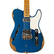 Fender Custom Shop Limited Edition Caballo Tono Ligero Heavy Relic - Blue Sparkle