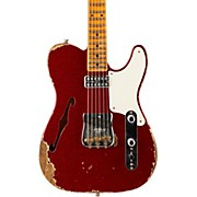 Fender Custom Shop Limited Edition Caballo Tono Ligero Heavy Relic - Red Sparkle