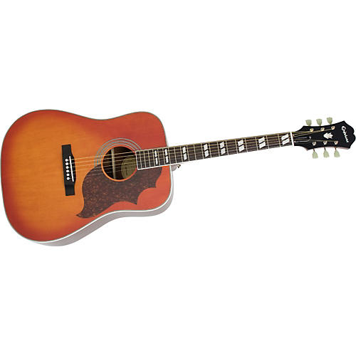 Epiphone Limited Edition Hummingbird Artist Acoustic Guitar-thumbnail