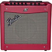 Fender Limited Edition Mustang I 20W 1x8 Guitar Amp Wine Red