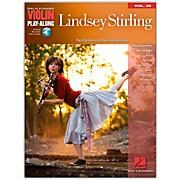 Hal Leonard Lindsey Stirling - Violin Play-Along Volume 35 Book/CD