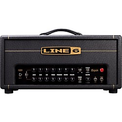 Line 6 DT25 25W Tube Guitar Amp Head (99-021-0715)