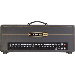 Line 6 DT50 HD 25/50W Guitar Amp Head (99-021-0315)