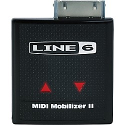 Line 6 MIDI Mobilizer II Portable Interface (99-072-0315)
