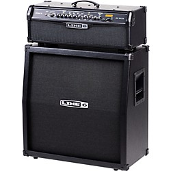 Line 6 Spider IV HD150 150W and 4x12 Guitar Half Stack (KIT887755)
