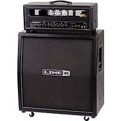 Line 6 Spider Valve HD100 MkII and 412VS Half Stack (99-021-0615-99-030-1101)