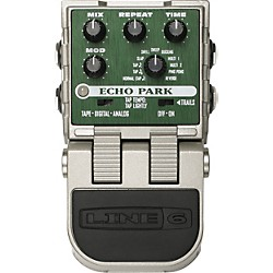 Line 6 ToneCore Echo Park Delay Guitar Effects Pedal (99-040-1301)