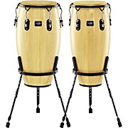 Schalloch Linea 200 2-Piece Conga Set with Basket Stands