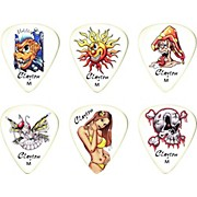 Clayton Liquid Sun Standard Guitar Picks 1 Dozen