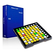 Ableton Live 9.7 Standard with Novation Launchpad Mini MKII