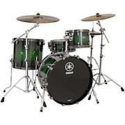 "Yamaha Live Custom 3-Piece Shell Pack with 22"" Bass Drum"