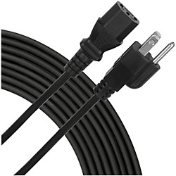 Live Wire 3-Conductor IEC Power Cable (FI8U)