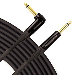 Livewire Elite Angle-Straight Instrument Cable (EIC186L)