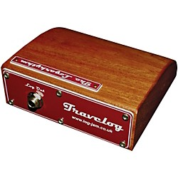 Logjam Bass Drum in a Box Travel Log Stomper (LJTL)